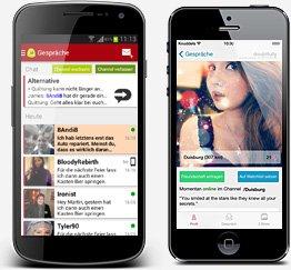 Chatrooms kostenlos flirten